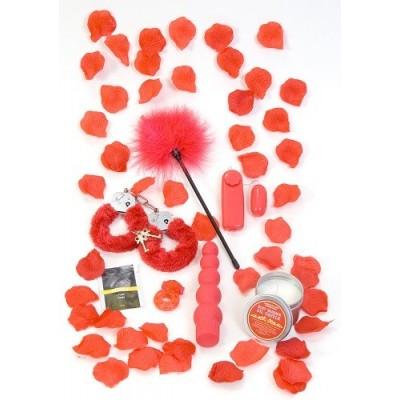 Kit Romantico Red Romance...