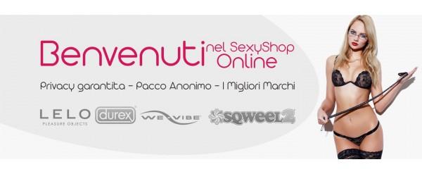 È arrivato un nuovo Sexyshop online